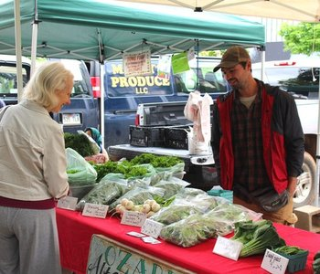 PODCAST: National Farmers Market Week
