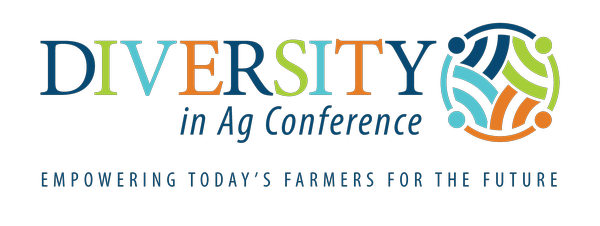 Diversity in Ag conference logo image