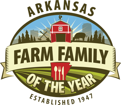Farm Family of the Year logo
