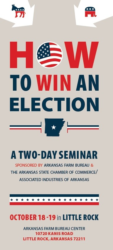 How To Win An Election Workshop  Arkansas Farm Bureau