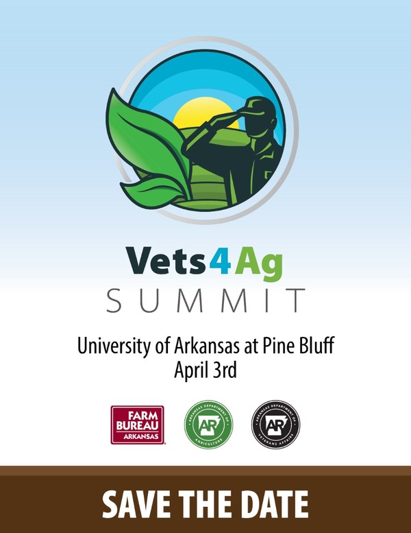 Vets4Ag Save the Date image