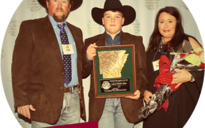 AR Farm Family of the Year