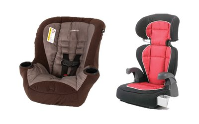 Infant Car Seat Program