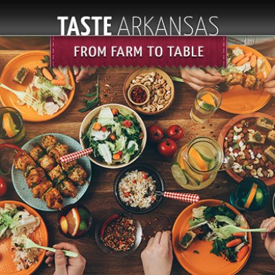 Taste Arkansas Blog