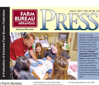 Farm Bureau Press for July 21, 2017