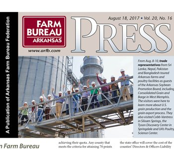Farm Bureau Press for Aug. 18., 2017