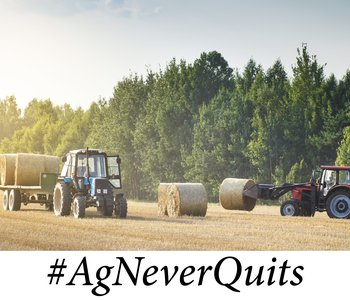 #AgNeverQuits: More Reports from Arkansas Farmers & Ranchers