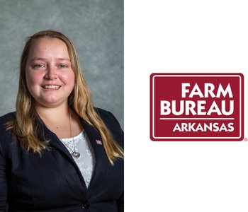 Richard Joins Arkansas Farm Bureau Staff