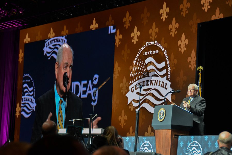 Highlights from the 2019 AFBF Convention