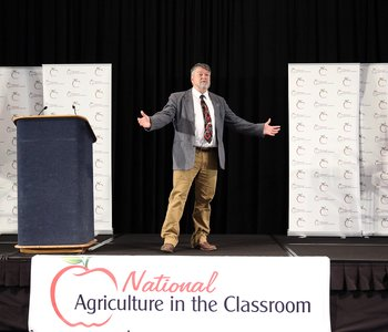 VIDEO: National Ag in the Classroom Comes to LR