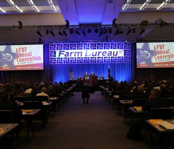 VIDEO: American Farm Bureau Convention Day 4