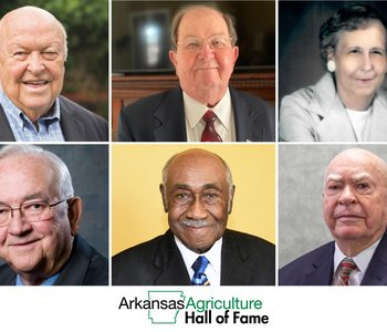 Arkansas Agriculture Hall of Fame to Add 6 Members