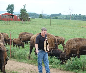 VIDEO: Building a Bison Business