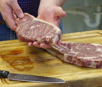 VIDEO: Working with Wagyu