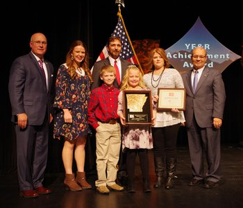 Farm Bureau honors young farmers, ranchers