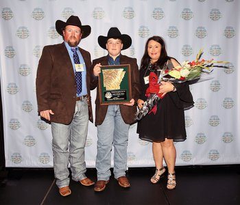 Alston Family named Arkansas Farm Family of the Year