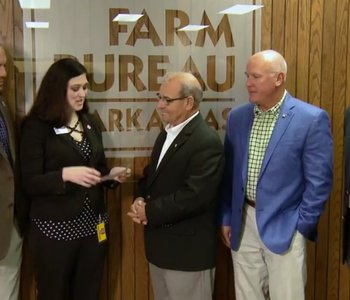 ArFB Foundation Donates to Red Cross Flood Relief