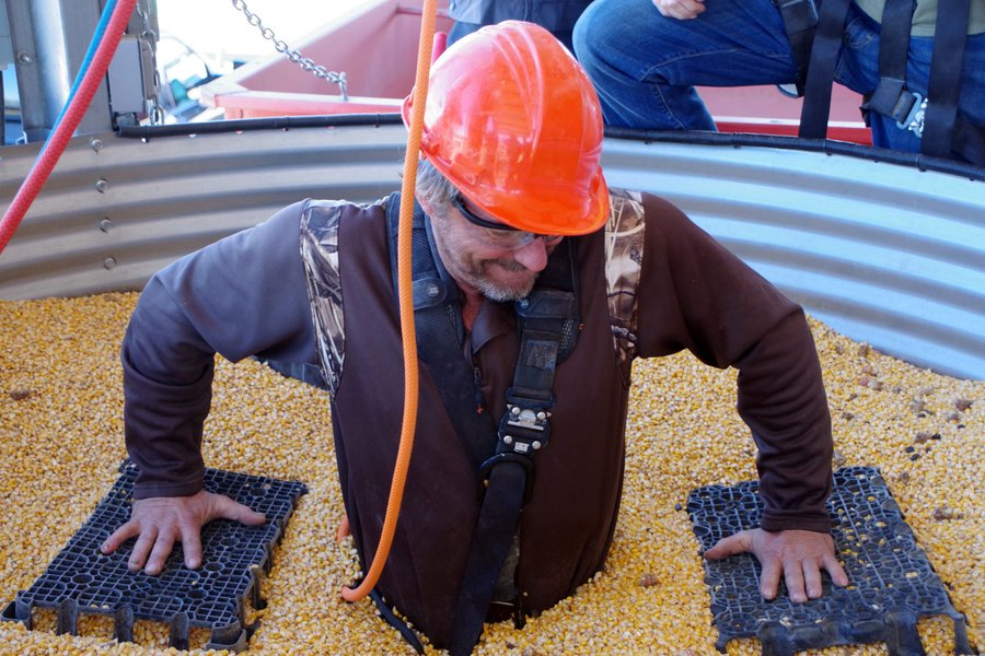 VIDEO: Teaching Grain Bin Safety