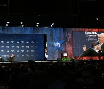 Photos from American Farm Bureau Convention 2020