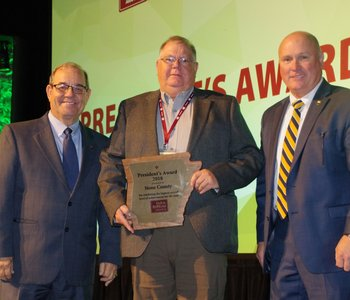 Stone County earns top Farm Bureau Award