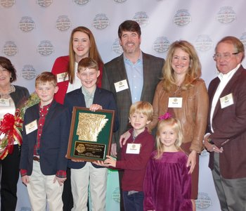 Anderson Farms named Arkansas Farm Family of the Year