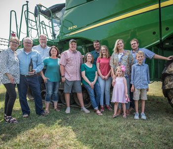 VIDEO: Get to Know the 2018 Farm Family of the Year