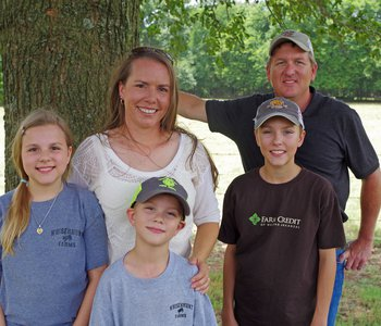 Farm Family Spotlight: West Central District