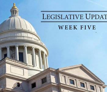 VIDEO: Legislative Update 2/10