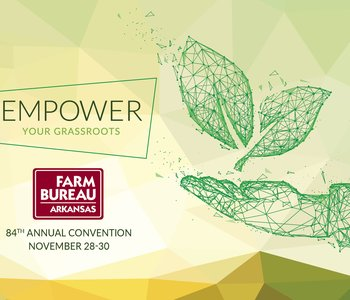 Arkansas Farm Bureau Sets 84th Convention