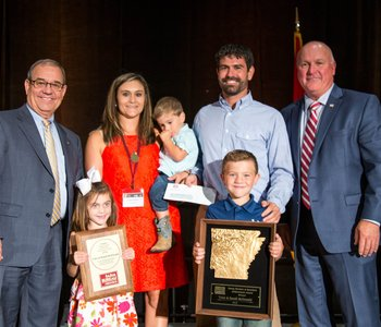 Top Young Farmers Honored