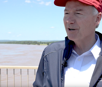 VIDEO: Arkansas River Flooding Press Conference