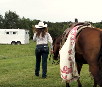 VIDEO: A Rodeo Queen Story