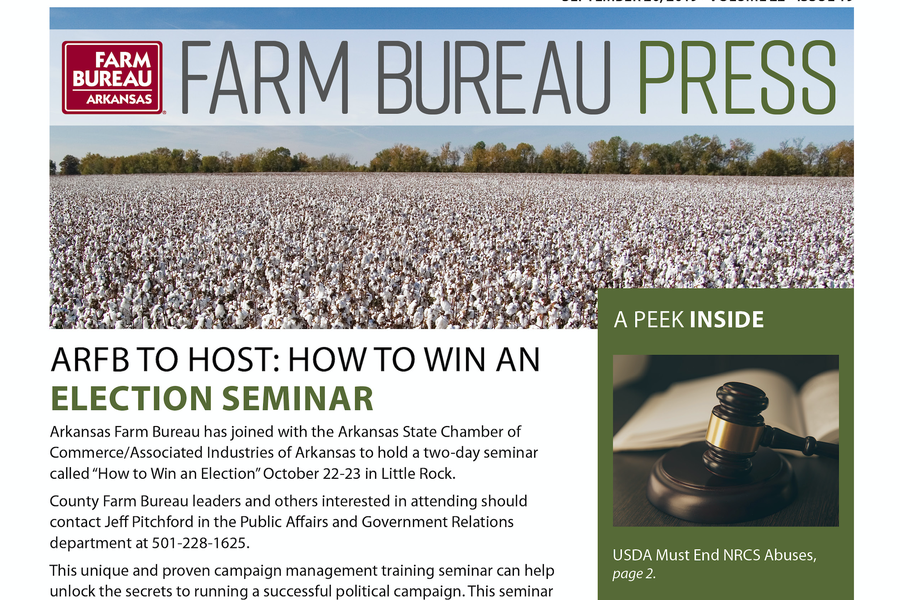 Farm Bureau Press for September 20