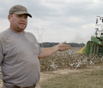 VIDEO: Talking Cotton with Caleb Jones