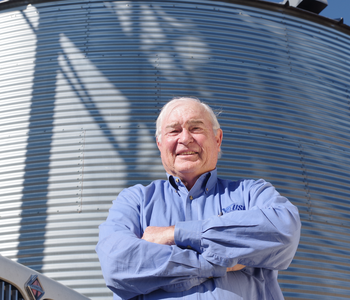 VIDEO: Catching Up with Soybean Board Chair Jim Carroll