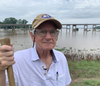VIDEO: Desha County's David Walt on Flooding, Planting Woes
