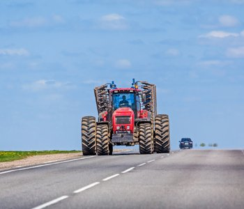 Harvest Season Road Safety