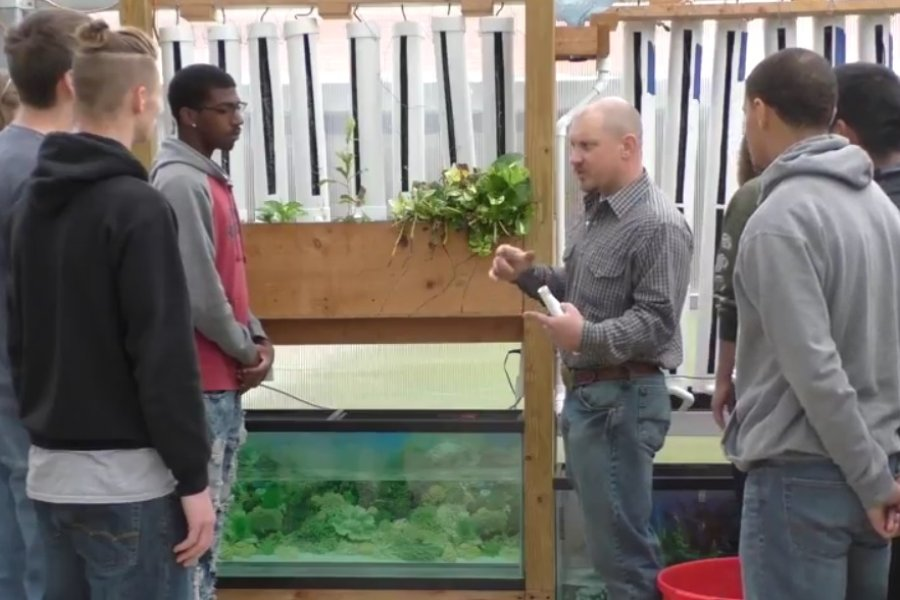 VIDEO: Veteran Turns Ag Teacher