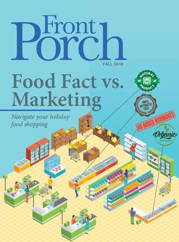 Front Porch Magazine - Fall 2018