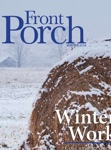 Front Porch Magazine - Winter 2018