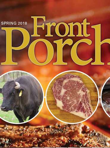 Front Porch Magazine - Spring 2018