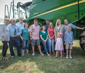 Meet the 2018 Farm Family of the Year